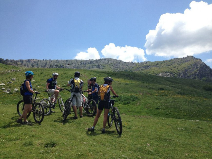 CYCLING, BIKING AND MOUNTAIN BIKING - Basilicata - Maratea