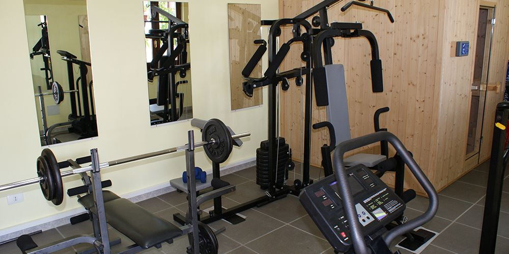 FITNESS-GYM FACILITIES
