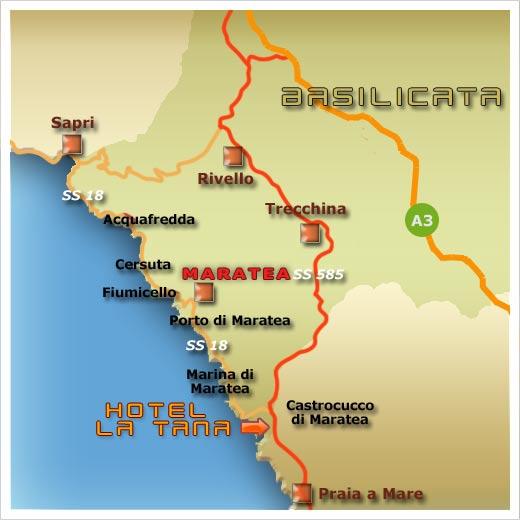 Sapri Cartina Geografica.Cartina Costa Basilicata Cartina Costa Basilicata Cartina Capitali