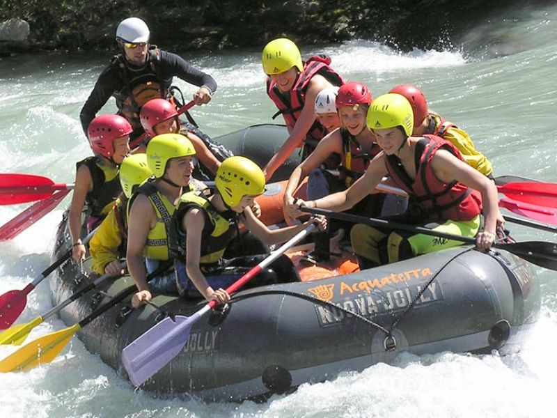Rafting Maratea